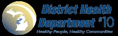 District Health Department #10 Logo