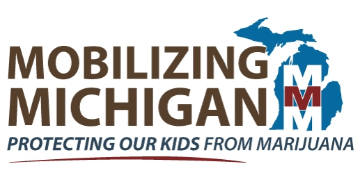 Mobilizing Michigan: Protecting Our Kids From Marijuana: Logo