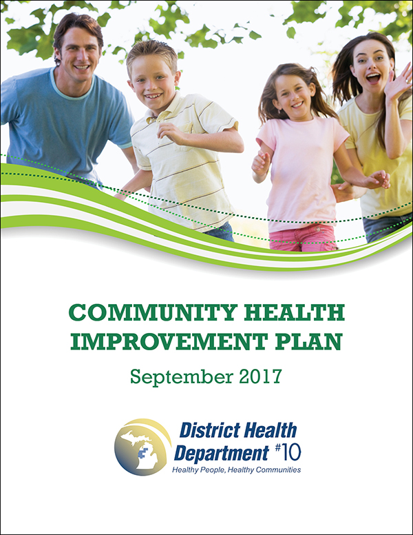 DHD#10 Community Health Improvement Plan, September 2017