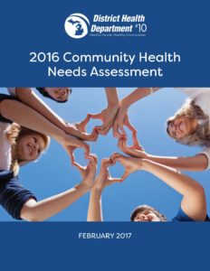 DHD#10 2016 Community Health Needs Assessment (CHNA)