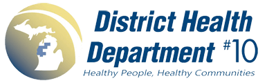 District Health Department #10 Logo