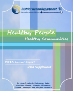 DHD#10 2013 Data Supplement Cover