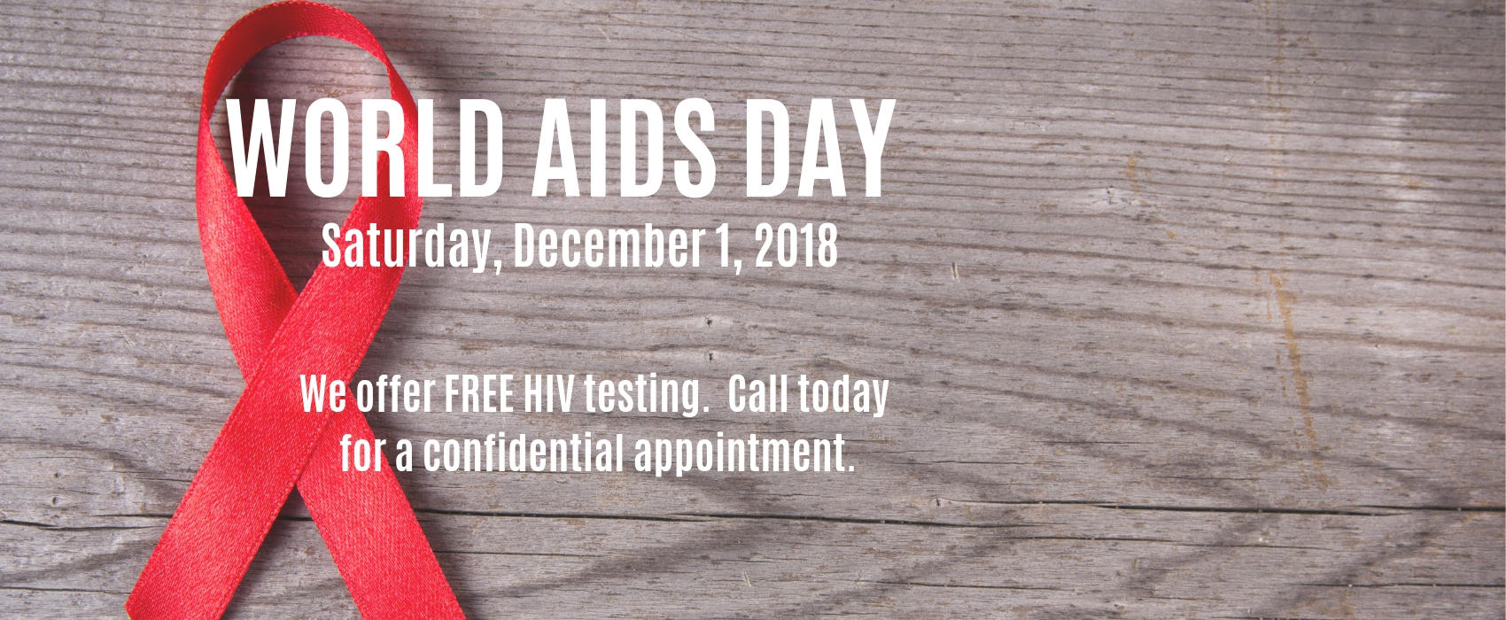 Continuing The Fight Against Hiv Aids World Aids Day 2018