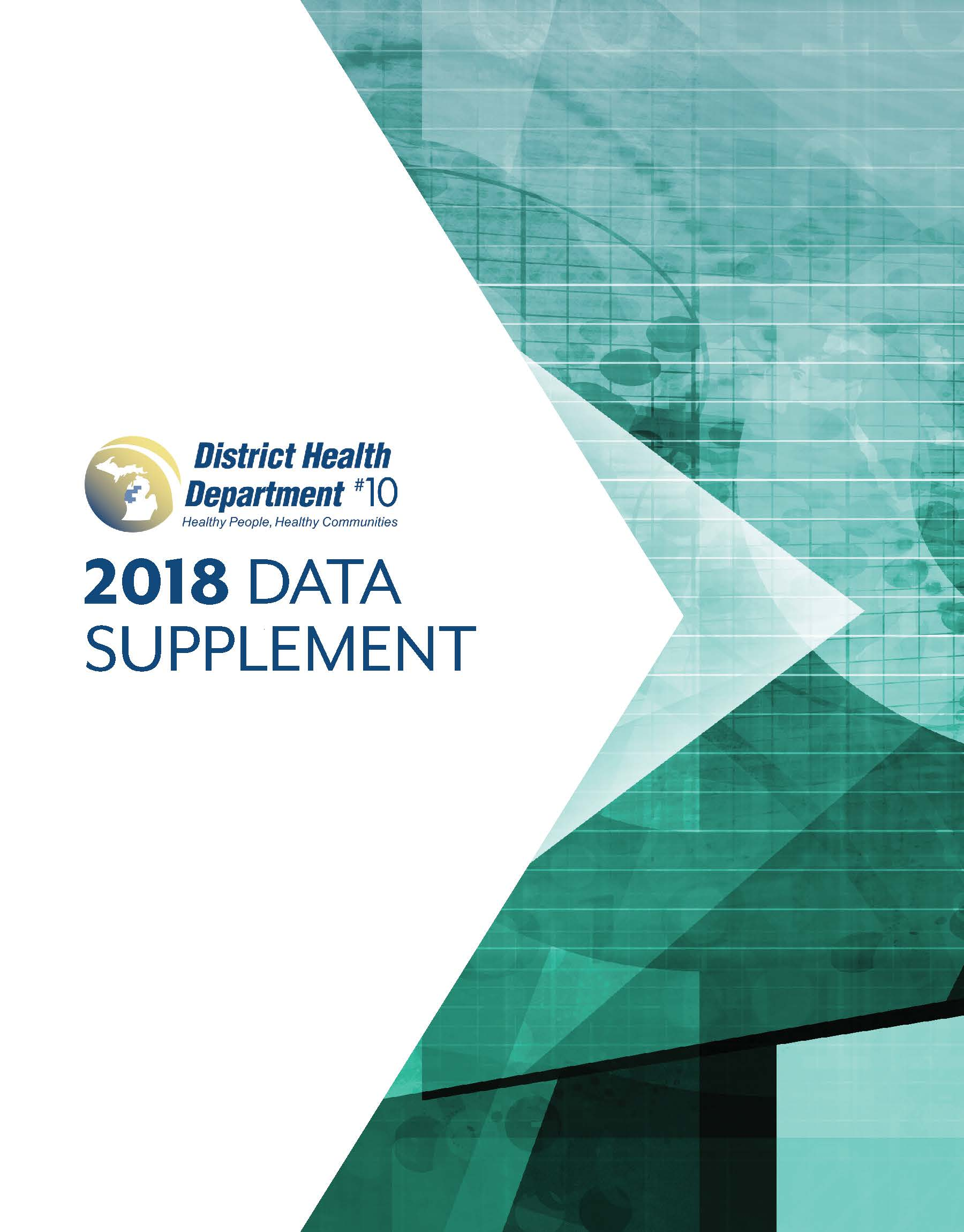 Cover image of DHD#10 2018 Data Supplement