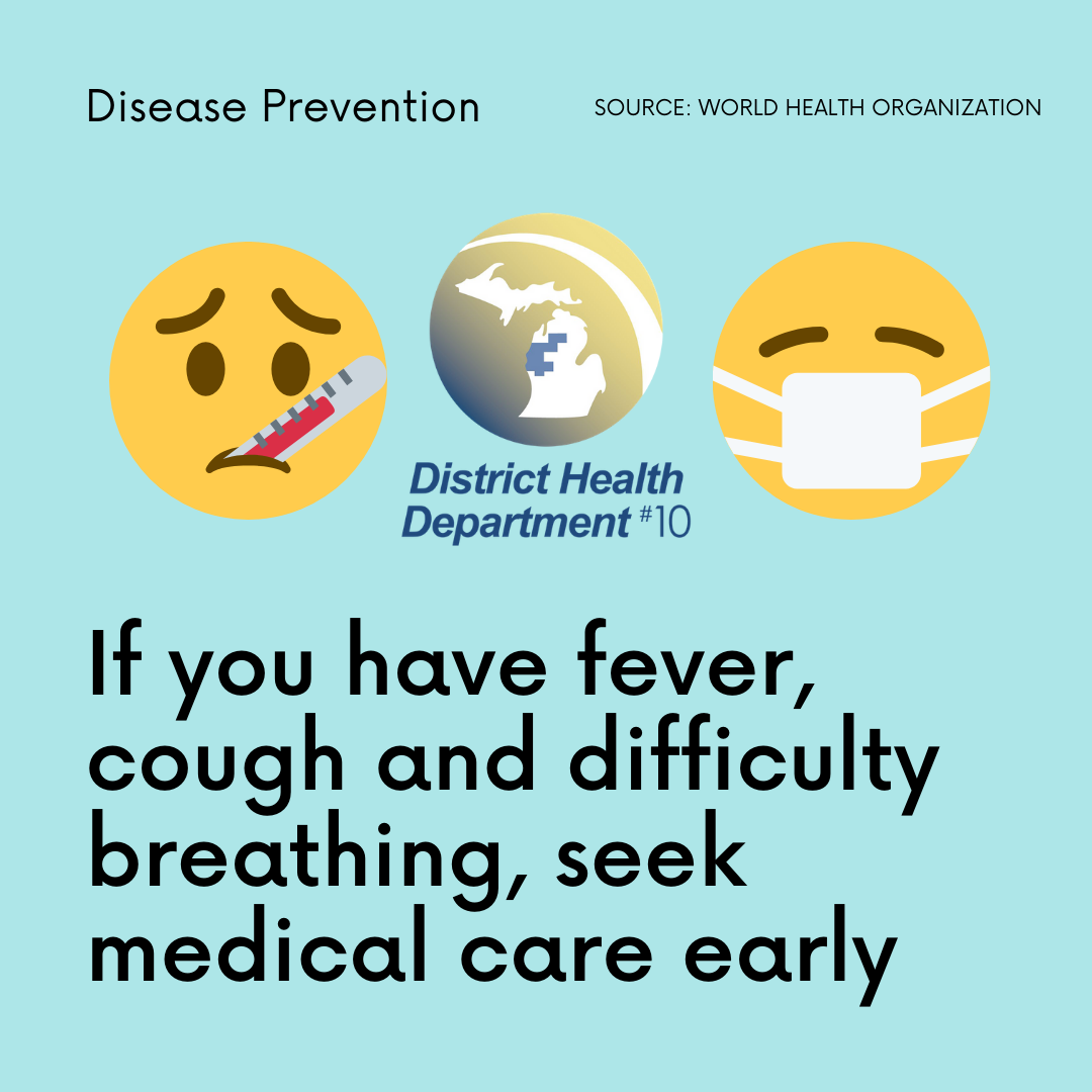 If You Are Sick infographic