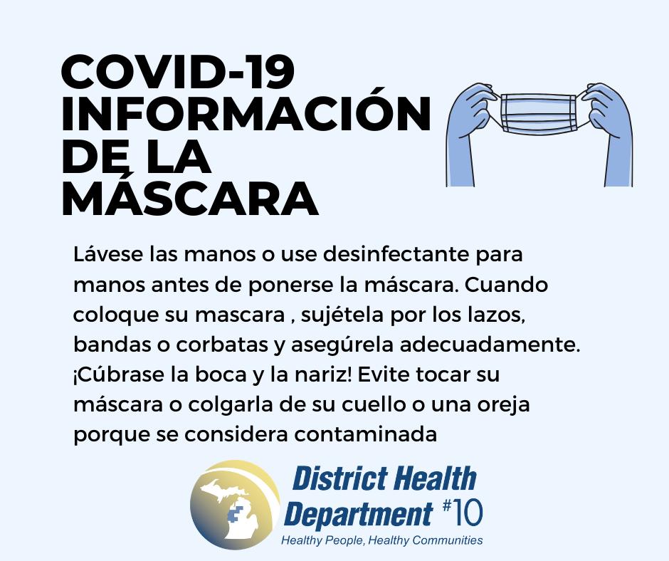 COVID-19 Mask Info- Sp 5