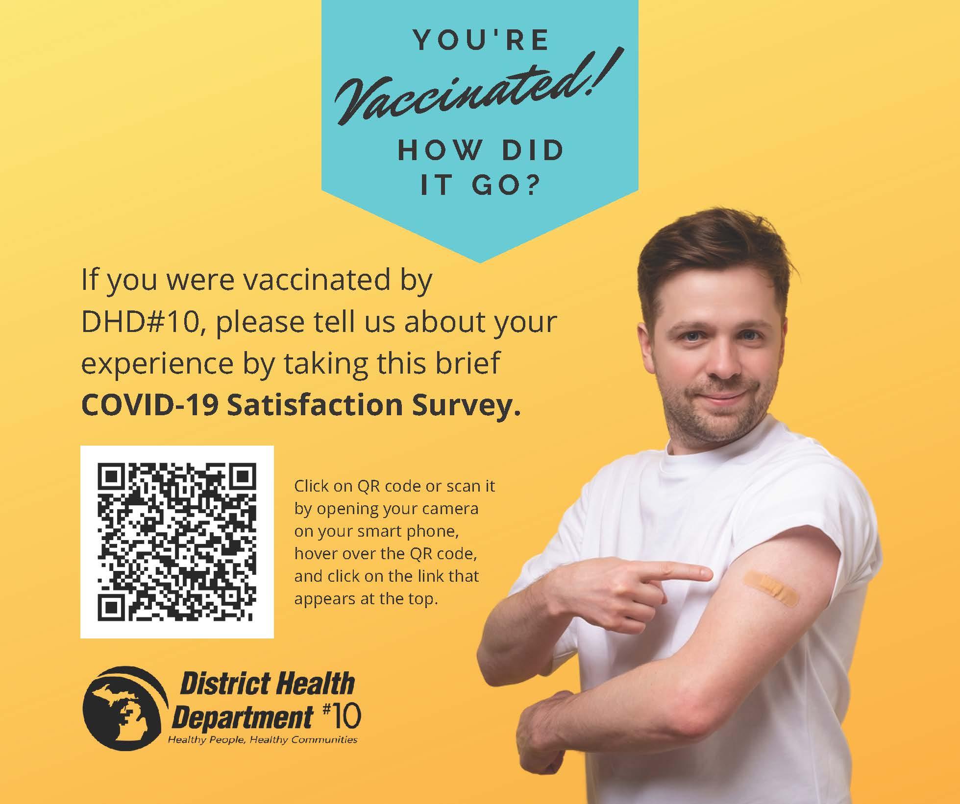 Vaccine Satisfaction Survey